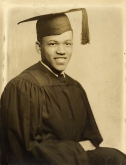 Reginald Gammon Graduation Photo